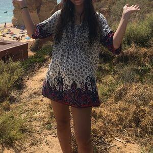 Tunic/ Beach Cover up